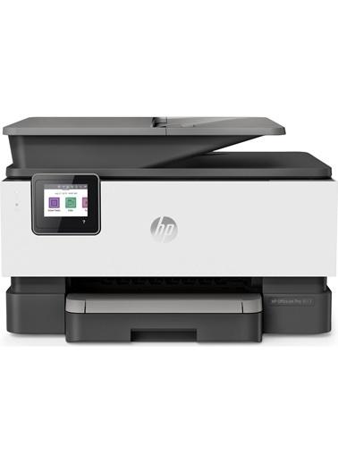 HP 1Kr49B Officejet Pro 9013 Yazıcı Fotokopi Tarayıcı Faks Renkli
